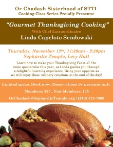 Thanksgiving Cooking Flyer-page-0
