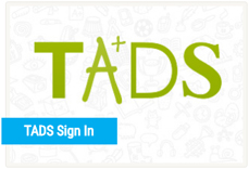 TADS sign in